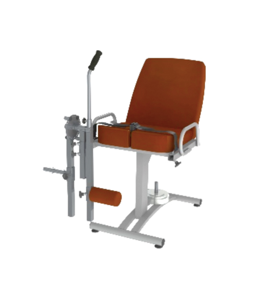 Chaise de physiothérapie