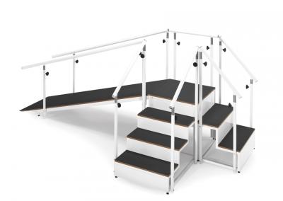 Ensemble escaliers de rééducation (modules vendus séparemment)